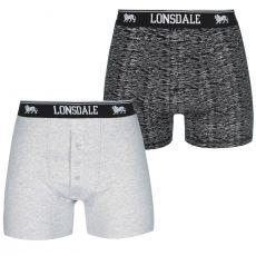 Pánske boxerky 2 kusy Boxers Lonsdale