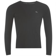 Pánske tričko Long Sleeve T Shirt Lonsdale