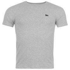 Pánske tričko Single T Shirt Mens Lonsdale