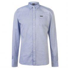 Pánská košile Basic Oxford Shirt FIRETRAP