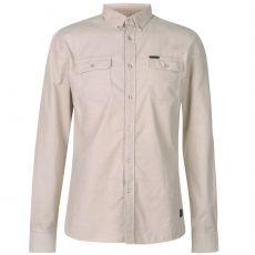 Pánská košile Corduroy Shirt FIRETRAP