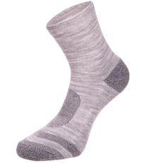 Unisex ponožky - merino GENTIN 3 ALPINE PRO