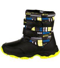 Dětská zimní obuv VOLOSO ALPINE PRO