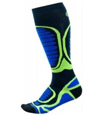 Detské lyžiarske ponožky - merino ANXO-J KILPI