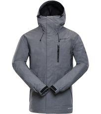 Pánská outdoorová bunda JUSTIC 3 ALPINE PRO