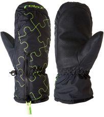 Dětské lyžařské rukavice PUZZYTO RELAX