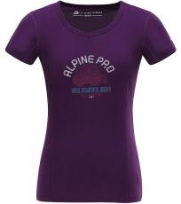 Dámské triko SABINO 2 ALPINE PRO