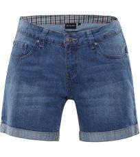 Dámské jeansové šortky GERYGA ALPINE PRO