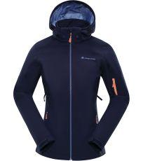 Dámska zateplená softshellová bunda NOOTKA 2 INS. ALPINE PRO