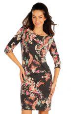 Šaty dámské s dlouhým rukávem. 55002999 LITEX