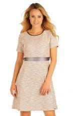 Šaty dámské s krátkým rukávem. 55060999 LITEX