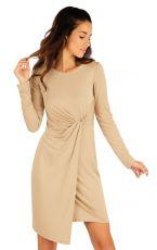 Šaty dámské s dlouhým rukávem. 55085402 LITEX