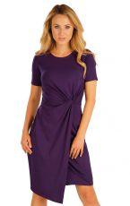 Šaty dámské s krátkým rukávem. 55089716 LITEX