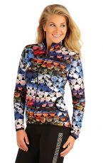 Mikina dámská na zip. 55111999 LITEX