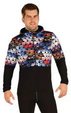 Mikina pánská s kapucí. 55113901 LITEX