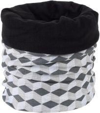 Multifunkční šátek s fleecem FSW-806 Finmark