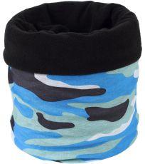 Dětský multifunkční šátek s fleecem FSW-818 Finmark