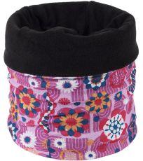 Dětský multifunkční šátek s fleecem FSW-819 Finmark