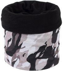 Dětský multifunkční šátek s fleecem FSW-820 Finmark