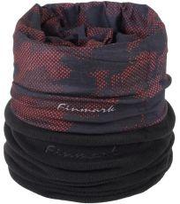 Multifunkční šátek s fleecem FSW-831 Finmark