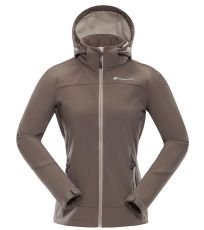 Dámská softshellová bunda NOOTKA 4 ALPINE PRO