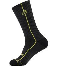 Unisex ponožky BANFF 2 ALPINE PRO