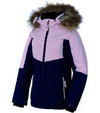 Dívčí zimní bunda LEANE JR HANNAH