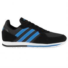 Pánská obuv 8K Nubuck Trainers Mens Adidas