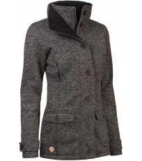 Softshellový kabát Ovis Concha Gray Chica WOOX
