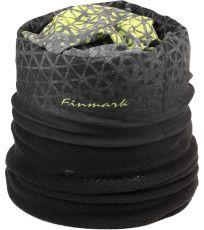 Multifunkční šátek s flísem FSW-905 Finmark