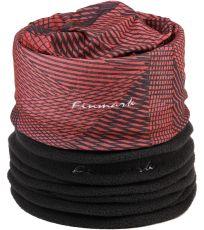 Multifunkční šátek s flísem FSW-908 Finmark