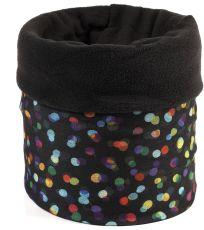 Dětský multifunkční šátek s flísem FSW-936 Finmark