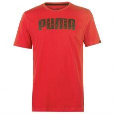 Pánské triko No1 Logo Puma