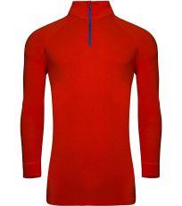 Pánske spodné tričko s dlhým rukávom - merino GENET 2 ALPINE PRO