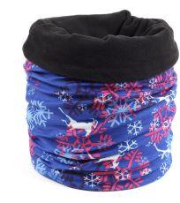 Multifunkční dětský zateplený šátek FSW-714 Finmark