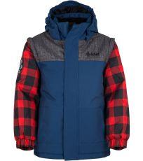 Chlapčenská zimná bunda KIWI-JB KILPI