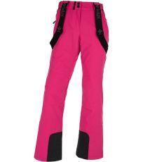 Dámske lyžiarske nohavice ELARE-W KILPI