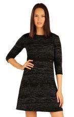 Šaty dámské s 3/4 rukávem. 51007999 LITEX