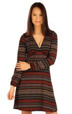 Šaty dámské s dlouhým rukávem. 51019999 LITEX