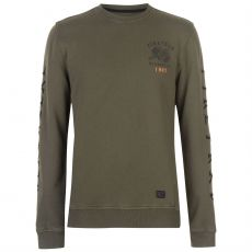 Pánský svetr Blackseal Dragon Sweatshirt FIRETRAP