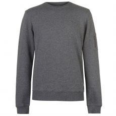 Pánský svetr Crew Neck Sweatshirt Mens FIRETRAP