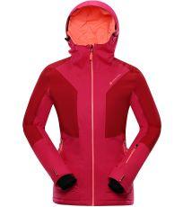 Dámska lyžiarska bunda MIKAERA 3 ALPINE PRO