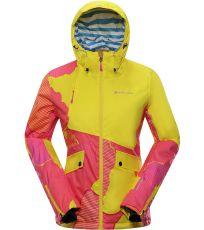 Dámska lyžiarska bunda MAKERA ALPINE PRO