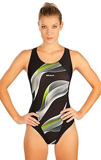 Jednodielne športové plavky 6B336 LITEX