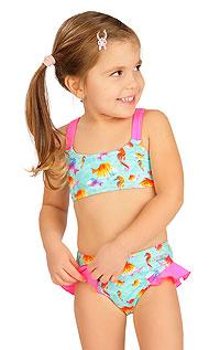 Dievčenské plavky nohavičky bokové 6B405 LITEX