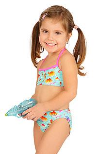 Dievčenské plavky nohavičky stredne vysoké 6B407 LITEX