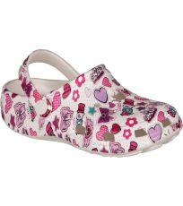 Dětské sandály BIG FROG PRINTED COQUI