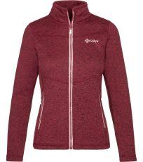 Dámsky fleecový sveter - väčšej veľkosti REGIN-W KILPI