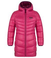 Dívčí zimní kabát INKA LOAP