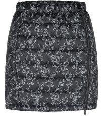 Dámská zateplená sukně IRULIA LOAP
